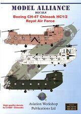 NEW 1:72 Model Alliance 72119 Boeing CH-47 Chinook HC.1 / 2 RAF