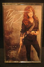 Nick of Time by Bonnie Raitt (Cassette, Mar-1989, Capitol/EMI Records) Used