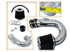 BCP BLACK For 00-05 Celica GT 1.8L Short Ram Air Intake Induction Kit + Filter