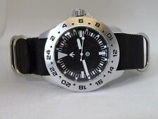 Time Arrow Military Submariner Explorer, Miyota movement, Steve Mcqueen