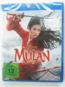 Disney Mulan - Blu-Ray - NEU OVP