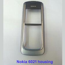 Genuine Original Nokia 6021 Front with Screen Lens Panel Fascia Housing - Black