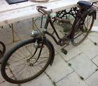 Rare ancien velo LONGONI velo Lyonnais des années 30 old French Bike