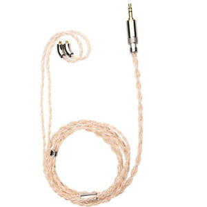 FiiO LC-RE Pro Tri-Metallic(Gold,copper and silver wires) Swappable plug headpho