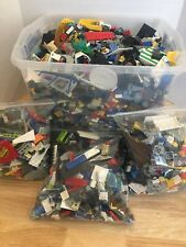 Lego 2 Pounds LBS Parts & Pieces bricks blocks Plates city town Star Wars Space