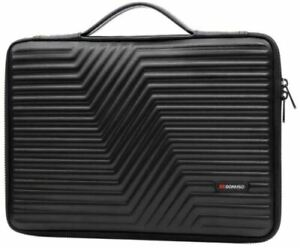 Hard Protective Case Shockproof Bag Sleeve Case For Carrying Laptop Safe Handle