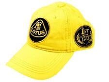 CAP LMAS12 Formula One 1 Team Lotus Originals F1 NEW! Vintage Jim Clark Yellow