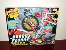 BONKA ZONKS SERIES 1 SPIDER-MAN STUNT SET NEW IN BOX NIP