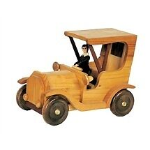 Hobbies Plans To Make A Model T Ford Model Car    P819