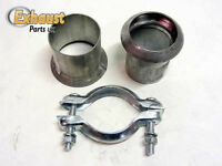 """Exhaust Repair Flared and Ball Joint with Clamp Knuckle - 50.8mm tube 2"""" OD"""