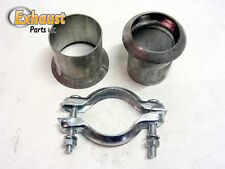 Exhaust Repair Flared and ball Joint with Clamp - 45mm tube