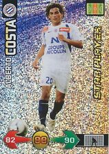 COSTA # STAR PLAYER MONTPELLIER.SC HSC TRADING CARDS ADRENALYN PANINI FOOT 2010