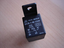 CAR BIKE 12V 30 - 40 AMP 5 PIN CHANGEOVER RELAY SWITCH