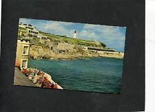 Postcard- View Of The Hoe, Plymouth, Devon. Stamp/ Postmark C1960's.