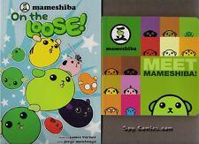 MAMESHIBA BOOK GN SET (2) MEET & LEAVE IT TO MAMESHIBA ALL AGES KIDS MANGA NEW