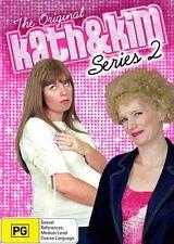 Kath & Kim : Series 2 (DVD, 2012, 2-Disc Set)  New, ExRetail Stock, Genuine D65