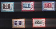 WELTRAUM - R.P.ROMINA/RUMÄNIEN -  5 Briefmarken - postfrisch