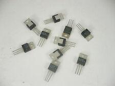 Lot Of 10 Lm317T Adjustable Voltage Regulator