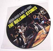 ROLLING STONES - AFTER-MATH & OUT OF TIME -  LP VINYL PICTURE DISC - RARO!!!!!