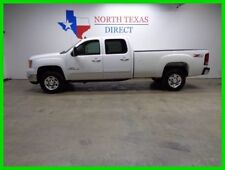 2009 GMC Sierra 2500 SLT 4WD Leather Heated Seats Crew Cab Long Bed 1 T