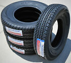 4 Tires Transeagle II Steel Belted ST 225/75R15 Load E 10 Ply Trailer
