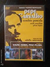 DVD PEPE CARVALHO - VOLUMEN 1 - YOUNG SERRA, PESO PLUMA - MANUEL VAZQUEZ MONTA.
