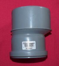 HTR Abflussrohr  DN110/DN90 Reduzierung Abwasserrohr (HR)