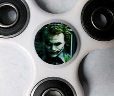 Heath Ledger Joker Classic Portrait print White Fidget Spinner Free Ship See Pic