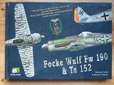 Focke Wulf Fw 190 & Ta 152 - Eduardo Soler (Acción Press)