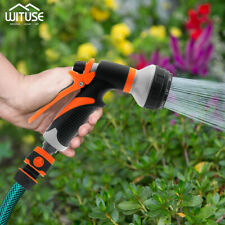 Hose Nozzle 4/7/8 Spray Modes Garden Sprayer Car Cleaning Pet Showering Tools 0