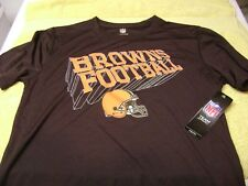 CLEVELAND  BROWNS TRAINING SHIRT YOUTH  LARGE  NEW  NICE