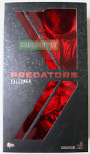 HOT TOYS PREDATORS 2010 FALCONER SUPER PREDATOR MMS137 MISB AUTHENIC NEW