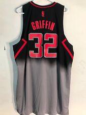 Adidas Swingman NBA Jersey LOS ANGELES Clippers Blake Griffin Blk Fadeaway sz XL