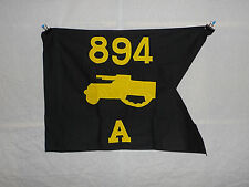 flag383 WW2 US Army Guide on 894th A Company Tank Destroyer