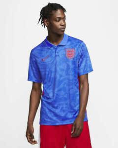 Nike England 20/21 Stadium Away Men's Soccer Jersey Size Small CD0696-430
