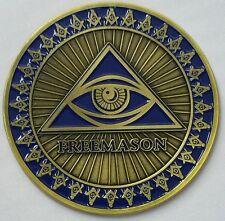 New Freemason Masonic All Seeing Eye Car Emblem