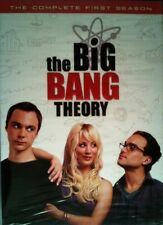 The BIG BANG THEORY The COMPLETE FIRST SEASON 17 Episodes + Special Features