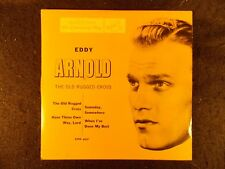 The Old Rugged Cross +3 by Eddy Arnold (RCA EPA-427) EP w/PS EX/EX