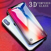 Official 3D Curved Full Cover Tempered Glass 3D Screen Protector Film For iPhone