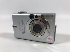 Canon PowerShot Digital ELPH S500 / Digital IXUS 500 5.0MP Digital Camera A7