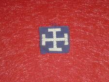[SCOUTISME] VINTAGE 1940s  FRENCH BOY SCOUTS Croix de Promesse