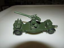 Dinky Toys Military Anti Aircraft Artillery Cannon Meccano 1950's