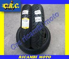 COPPIA PNEUMATICI GOMME PIRELLI MT 75 KYMCO PEOPLE S 200 100/80/16 120/80/16