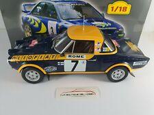 FIAT 124 ABARTH RALLY MONTE CARLO M. ALEN 1976 ALTAYA ESCALA 1:18