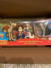 Disney Toy Story 2 Woody's Roundup Collection w/ Prospector Pete NIB Collectible