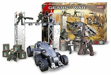 Meccano 850450-Gears Of War-langostas Vs Delta Squad Juego De Batalla