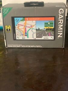 "NEW GARMIN DRIVESMART 7 LMT EX w/ LIFETIME MAPS & TRAFFIC 6.95"" GPS NAVIGATOR"