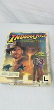 Indiana Jones and the Fate of Atlantis Macintosh PC Game 1992 vintage
