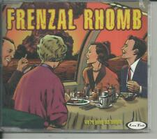 Frenzal Rhomb We're Going Out Tonight CD Sealed Fat Wreck Chords Nofx Lagwagon