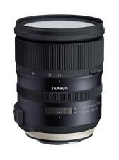 Objetivos zoom Tamron SP 24-70mm para cámaras